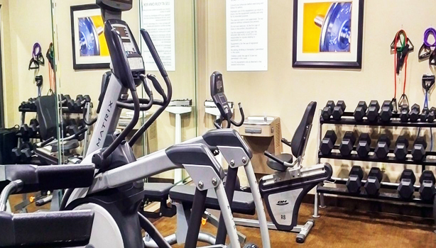 Holiday Inn & Suites Opelousas Hotel's Fitness Center